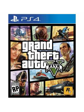 GTA 5 (Grand Theft Auto V) [PS4] Trade-in | Б/У