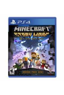 Minecraft: Story Mode — Episode One: The Order of the Stone [PS4, русская версия]