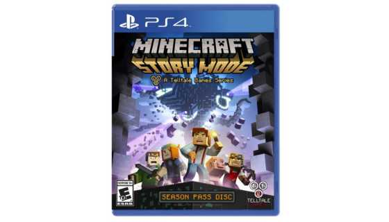 Minecraft: Story Mode — Episode One: The Order of the Stone [PS4]