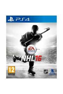NHL 16 [PS4, русская версия]