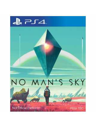 No Man's Sky [PS4, русская версия]