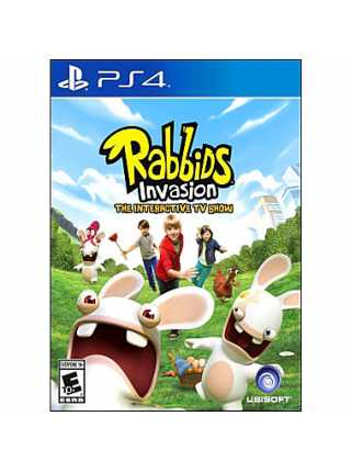 Rabbids Invasion [PS4]