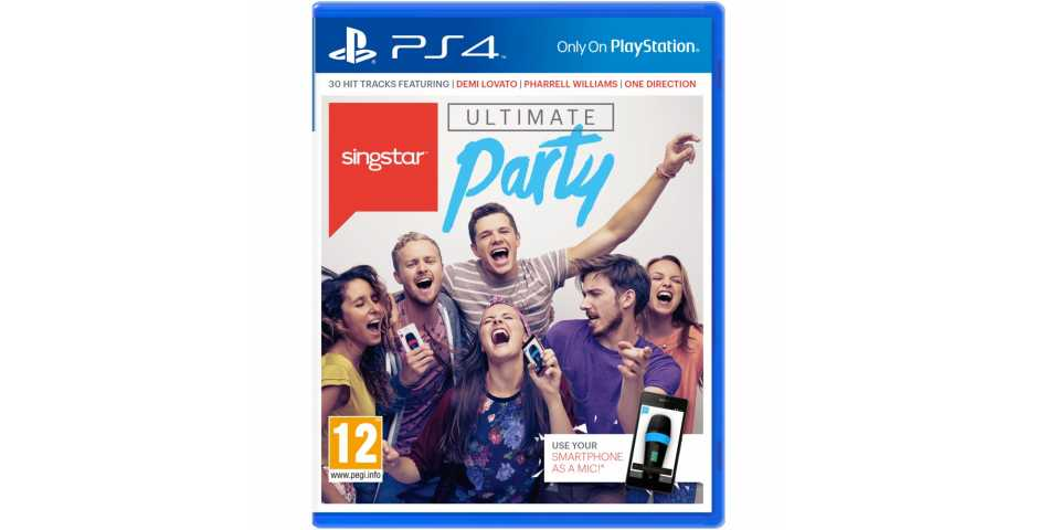 SingStar: Ultimate Party [PS4]