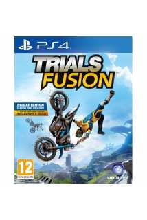 Trials Fusion Deluxe Edition [Season Pass+DLC] [PS4]