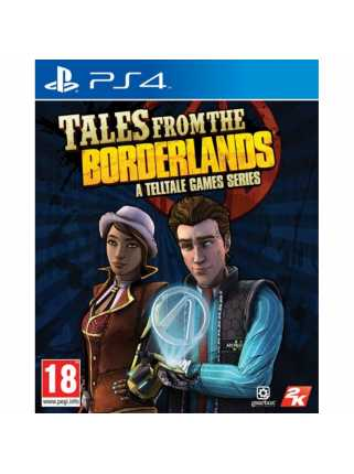 Tales from the Borderlands [PS4, английская версия]