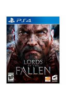 Lords of the Fallen [PS4, русская версия]