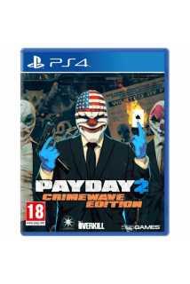 Payday 2 Crimewave Edition [PS4, русская версия]