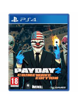 Payday 2 Crimewave Edition [PS4, русская версия]