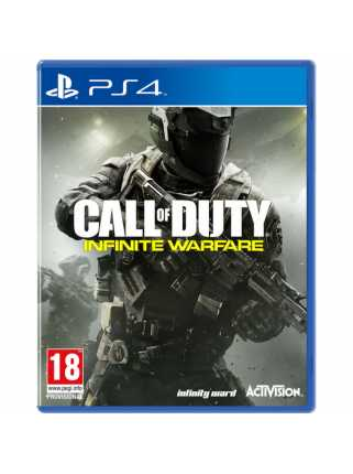Call of Duty: Infinite Warfare [PS4, русская версия]