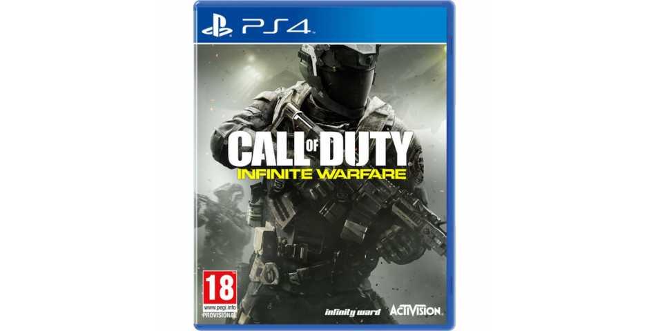 Call of Duty: Infinite Warfare [PS4, русская версия]