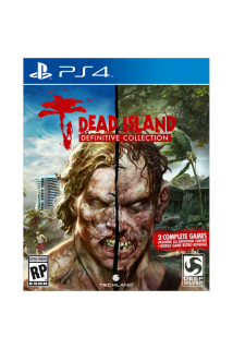 Dead Island. Definitive Collection  [PS4, русская версия]