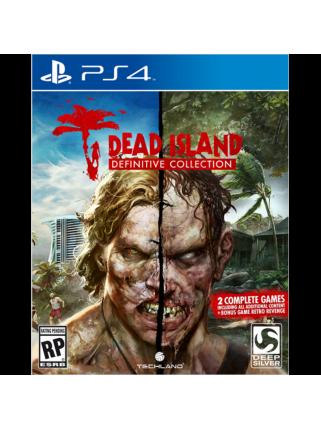 Dead Island. Definitive Collection  [PS4, русская версия]
