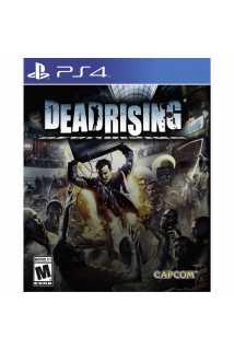 Dead Rising [PS4, английская версия]