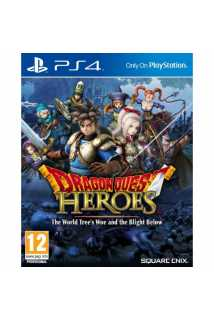 Dragon Quest Heroes The World Tree's Woe and The Blight Below [PS4, русская версия]