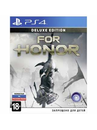 For Honor Deluxe Edition [PS4]