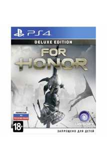 For Honor Deluxe Edition (USED) [PS4]