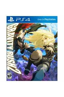 Gravity Rush 2 [PS4]