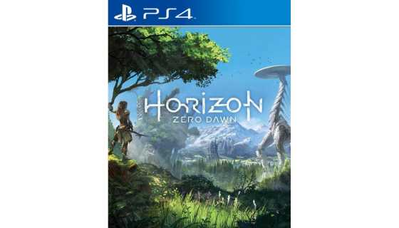 Horizon: Zero Dawn [PS4]
