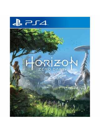 Horizon Zero Dawn [PS4, русская версия] Trade-in | Б/У