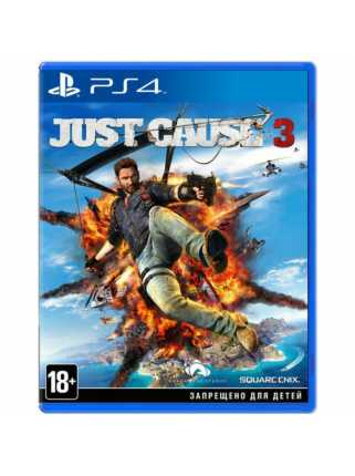 Just Cause 3 Day 1 Edition [PS4, русская версия]