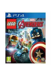 LEGO Marvel Мстители (Avengers) [PS4, русская версия]