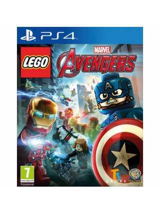 LEGO: Marvel Мстители [PS4, русская версия]