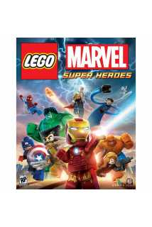 Lego Marvel Super Heroes [PS4, русская версия]