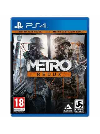 Metro Redux [PS4, русская версия]