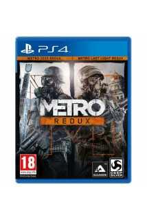 Metro Redux [PS4, русская версия] Trade-in | Б/У