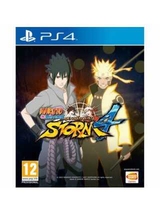 Naruto Shippuden: Ultimate Ninja Storm 4 (Русская версия) [PS4, русская версия]