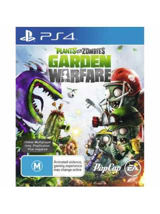 Plants vs. Zombies: Garden Warfare [PS4]