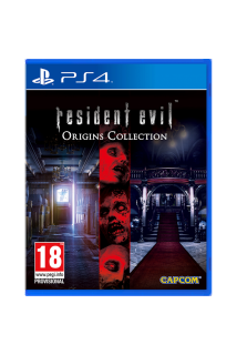 Resident Evil Origins Collection [PS4, русская версия]
