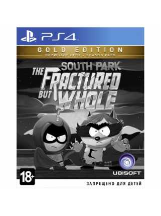 South Park: The Fractured but Whole. Gold Edition [PS4, русская версия]