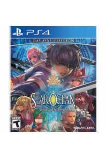 Star Ocean V. Integrity and Faithlessnes [PS4]