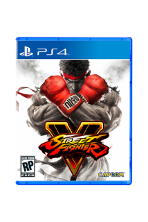 Street Fighter V Steelbook Edition [PS4, русская версия]