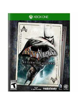 Batman: Return to Arkham [Xbox One]