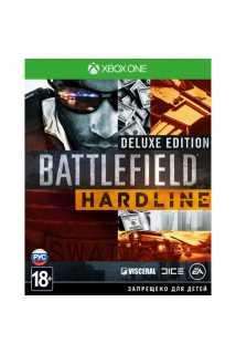 Battlefield Hardline. Deluxe Edition [Xbox One]