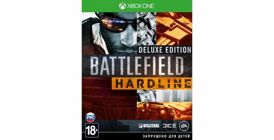 Battlefield Hardline. Deluxe Edition