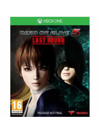 Dead or Alive 5 Last Round [Xbox One]