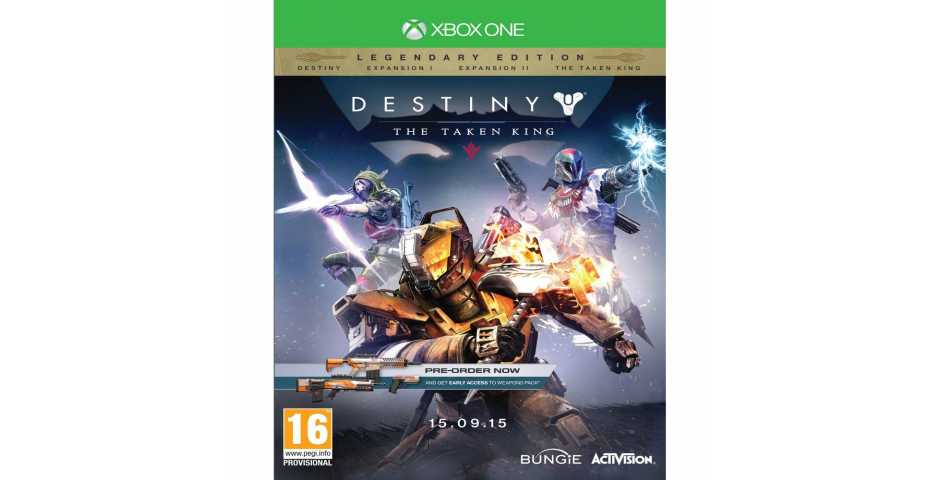 Destiny - The Taken King Legendary Edition