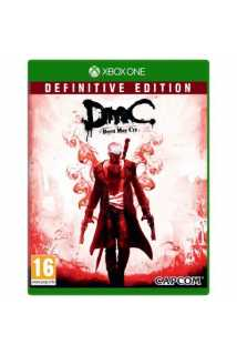 DmC: Definitive Edition [Xbox One]