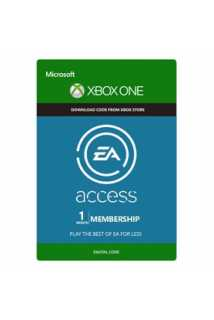 EA Access код подписка на 30 дней [Xbox One, русская версия]
