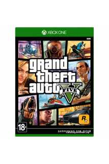 GTA 5: Grand Theft Auto V [Xbox One]
