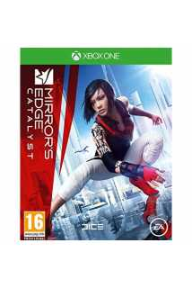 Mirrors Edge Catalyst (Русская версия) [Xbox One, русская версия]