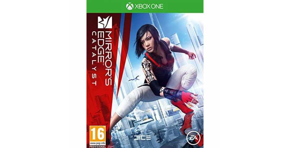 Mirrors Edge Catalyst (Русская версия) [Xbox One]