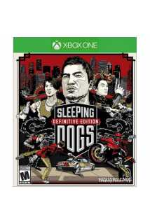 Sleeping Dogs: Definitive Edition [Xbox One]