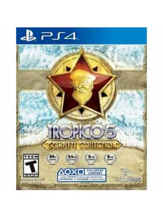 Tropico 5: Complete Collection [PS4]