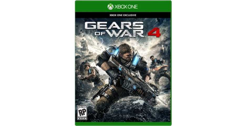Gears of War 4 [Xbox One] [USED]