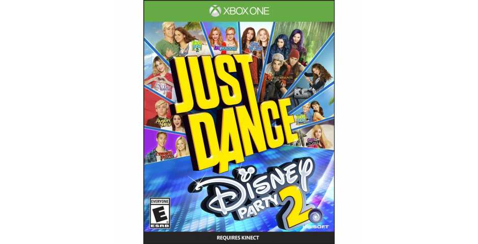 Just Dance. Disney Party 2