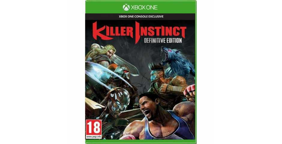 Killer Instinct. Definitive Edition